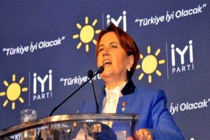Akşener: Erdoğan BM'de herkes için adalet, barış, özgürlük istedi, inşallah dönüşte bunu Türkiye'de hayata geçirir