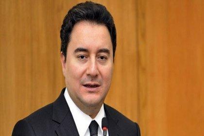 Ali Babacan hakkında 'FETÖ'ye yardım' iddiasıyla suç duyurusu