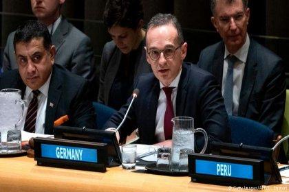 Almanya'dan Venezuela'da kendisini devlet başkanı ilan eden Guaido'ya destek