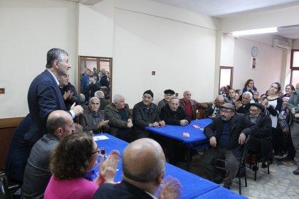 Alper Taş: Belediyenin lükse, şatafata ayırdığı kaynakları kısıp halka aktaracağız