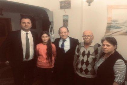 Anadolu Yakası Bosna Sancak Derneği kurucularından Recep Erden Muriç hayatını kaybetti