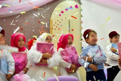 Anaokullarında 'dini eğitim' uygulaması