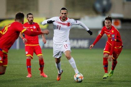 Andorra 0-2 Türkiye