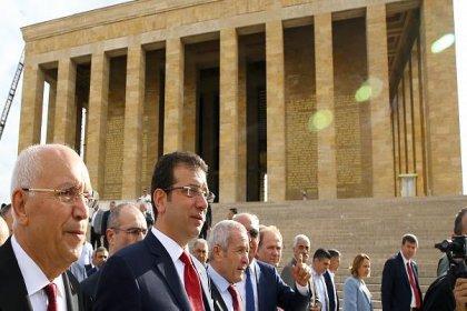 Anıtkabir komutanına Ekrem İmamoğlu cezası