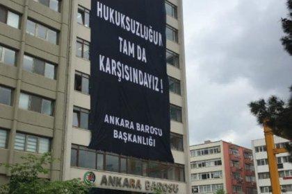 Ankara Barosu'ndan TBB'ye olağanüstü genel kurul çağrısı