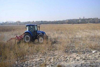 Ankara Büyükşehir Belediyesi, Atatürk Orman Çiftliği arazisinde üretime başlıyor