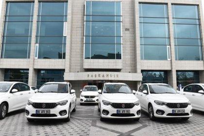 Ankara Büyükşehir Belediyesi envanterindeki araçların listesini yayımladı