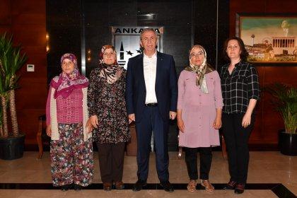 Ankara Büyükşehir Belediyesi'nden üretici kadınlara destek