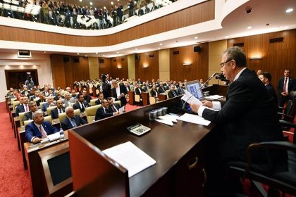 Ankara Büyükşehir Belediyesi'nin son 4 yılda gerçekleştirdiği peyzaj ve asfalt ihaleleri incelenecek