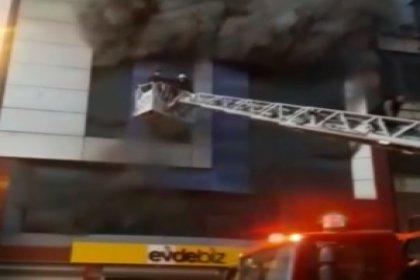 Ankara Sitelerde yangın; 5 işçi hayatını kaybetti