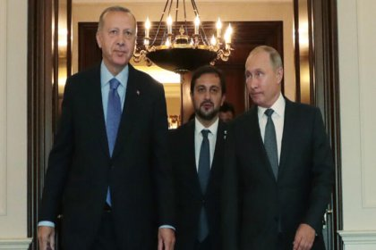 Ankara'da 3'lü Suriye Zirvesi... Erdoğan ve Putin görüştü