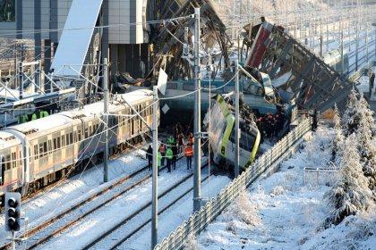 Ankara'da 9 kişinin öldüğü YHT kazasıyla ilgili bilirkişi raporu: Hat, eksikleri olduğu halde açıldı
