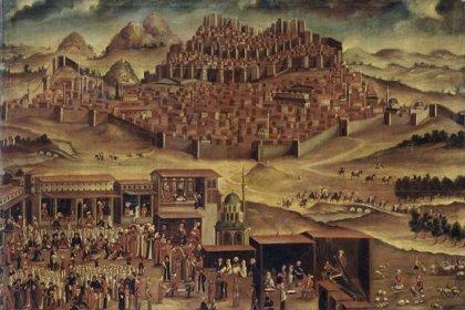 Ankara'nın en eski tablosu başkentlilerle buluşuyor