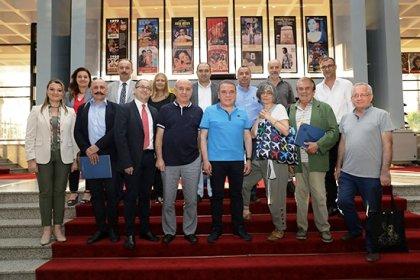 Antalya Büyükşehir Belediye Başkanı Böcek: Altın Portakal özüne dönüyor