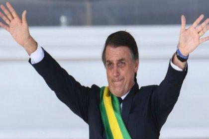 """Aşırı sağcı Bolsonaro, bakanlıklarda """"solcu temizliğine"""" başladı"""