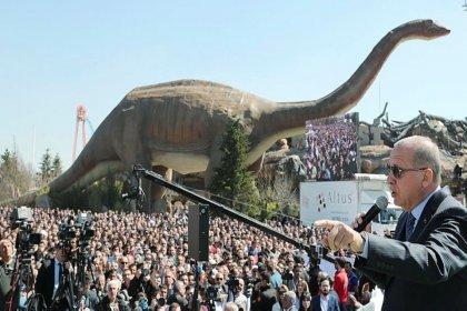 ASKİ'nin halktan topladığı su paraları dinozorlara gitmiş!