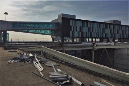 Atatürk Havalimanı'nda yıkım çalışmaları başladı
