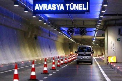 'Avrasya Tüneli'ne zamma seçim ertelemesi yapıldı'