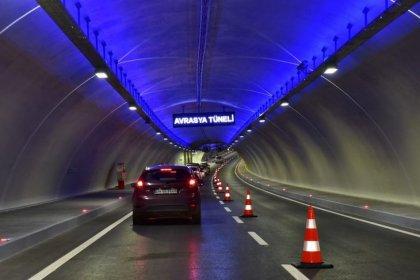 Avrasya Tüneli'nin faturası halka kesildi: 155 milyon TL