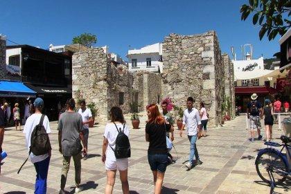Aya Nikola turizme kazandırılıyor