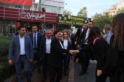 Aydın Büyükşehir Belediye Meclisi kasım ayı olağan toplantısını Kuşadası'nda yaptı
