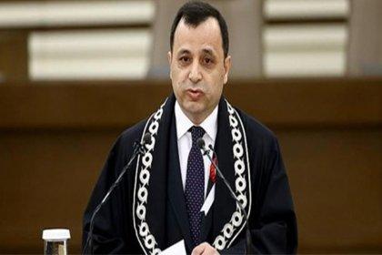AYM Başkanı Zühtü Arslan: Yargı bağımsızlığı, demokratik hukuk devletinin gereklerindendir