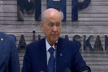 'Ankara dün zillete teslim olmadı olmayacaktır'