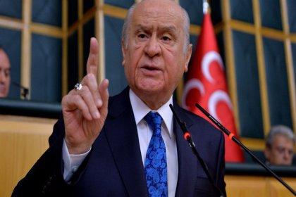 Bahçeli: Kılıçdaroğlu'nun 'ülkücü kardeşlerim' diye seslenmesi garabettir. Bizim kardeşimiz değildir, Türkiye düşmanlarının ümit aşısı, geçim kapısıdır