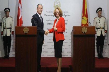 Bakan Akar: FETÖ'cülerin bir kısmı Makedonya'da, isimlerini verdik