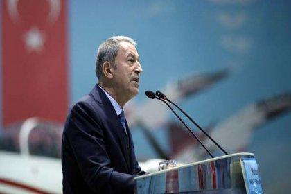 Bakan Akar: Türkiye'nin sınırı aynı zamanda NATO'nun sınırıdır