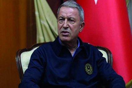 Bakan Akar'dan 'etnik temizlik' iddialarına yanıt