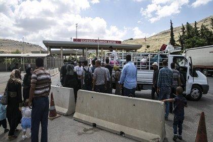 Bakan Soylu: 311 bin 968 Suriyeli ülkesine döndü