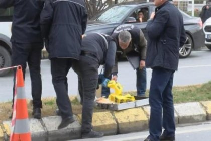 Bakırköy Adliyesi önünde silahlı saldırı: 1 yaralı