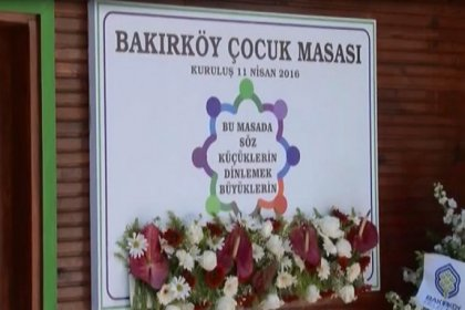 Bakırköy Belediyesi'nden 'İnsani Kalkınmada Çocuğun Yeri ve Değeri' semineri