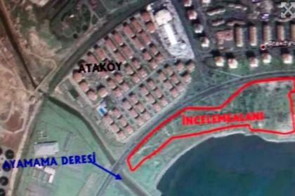 Bakırköy'de deniz kıyısındaki 16 katlı yapıya ÇED olumlu raporu verildi