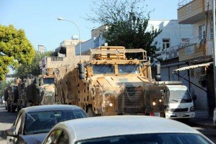 Barış Pınarı Harekatı'nda 4'üncü gün
