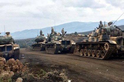 Barış Pınarı Harekatı'nda 9'uncu gün