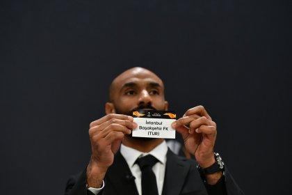 Başakşehir'in UEFA Avrupa Ligi'ndeki rakibi Sporting Lizbon oldu