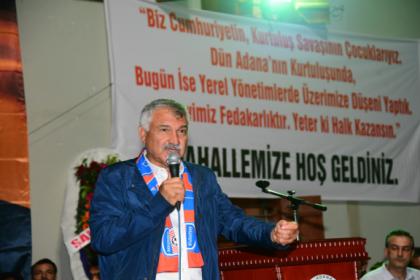 Başkan Zeydan Karalar, Adana Büyükşehir Belediyesinin borcunu açıkladı