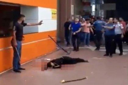 Batman'daki cinayete müdahale etmeyen polisler görevden uzaklaştırıldı