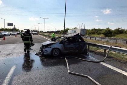 Bayram dönüşü korkunç kaza: 5 kişi hayatını kaybetti