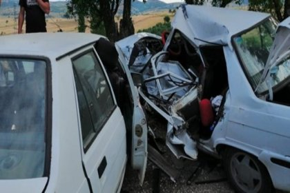 Bayram tatilinin 4 günlük kaza bilançosu: 42 ölü, 311 yaralı