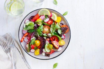 Bayrama özel 9 sağlıklı salata