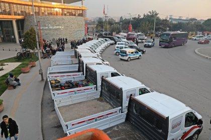 Belediye AKP'deyken aylık 116 bin TL'ye kiralanan araçlar CHP döneminde 66 bin TL'ye satın alındı
