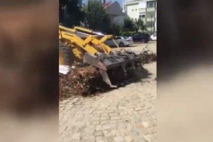 Belediyeden kamusal alana çöplerini bırakan işletme ve sitelere dikkat çeken ceza!