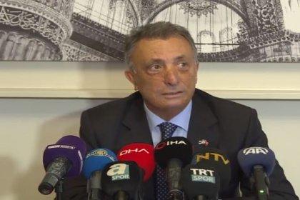 Beşiktaş başkan adayı Ahmet Nur Çebi: Fikret Orman'a hakkımı helal etmiyorum