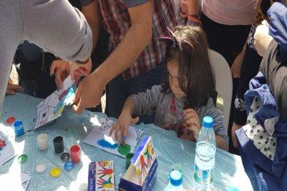 Beşiktaş Belediyesi, Kelebek Festivali ile 'engelsiz' vatandaşları bir araya getirdi