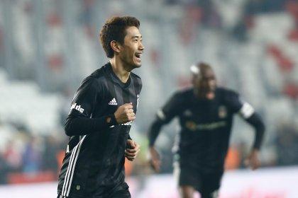 Beşiktaş deplasmanda Antalyaspor'u 6-2 yendi