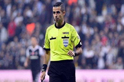 Beşiktaş-Galatasaray derbisinin hakemi belli oldu
