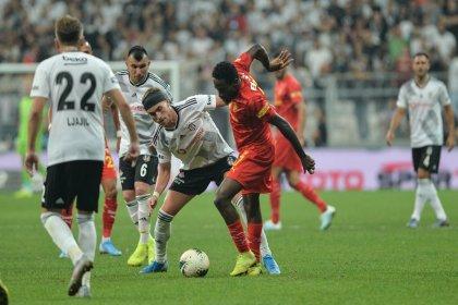Beşiktaş, Göztepe'yi 3-0 mağlup etti